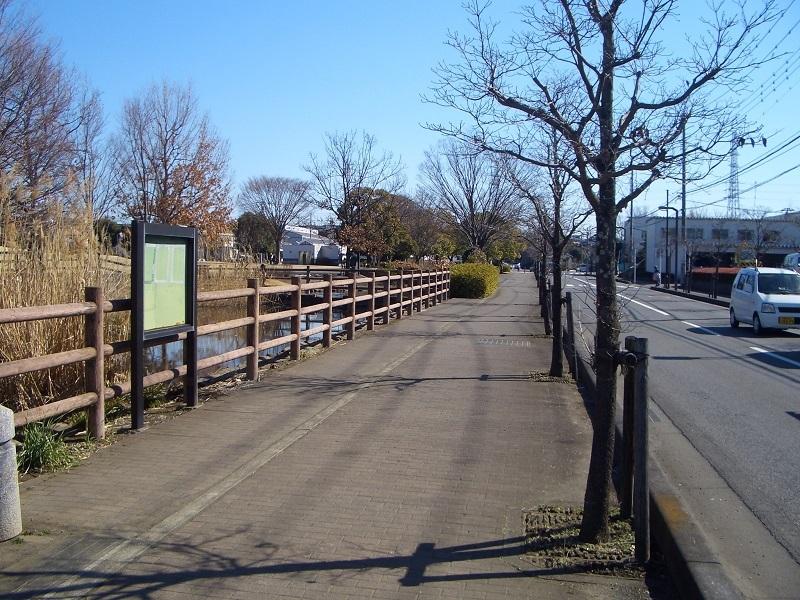 6jizo(ROKUJIZO) walking or cycling course in SAMUKAWA_d0240916_12550573.jpg