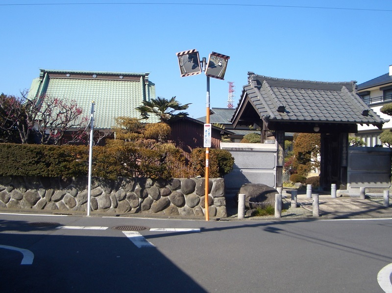 6jizo(ROKUJIZO) walking or cycling course in SAMUKAWA_d0240916_12575996.jpg