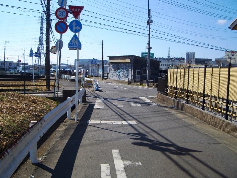 6jizo(ROKUJIZO) walking or cycling course in SAMUKAWA_d0240916_13004235.jpg