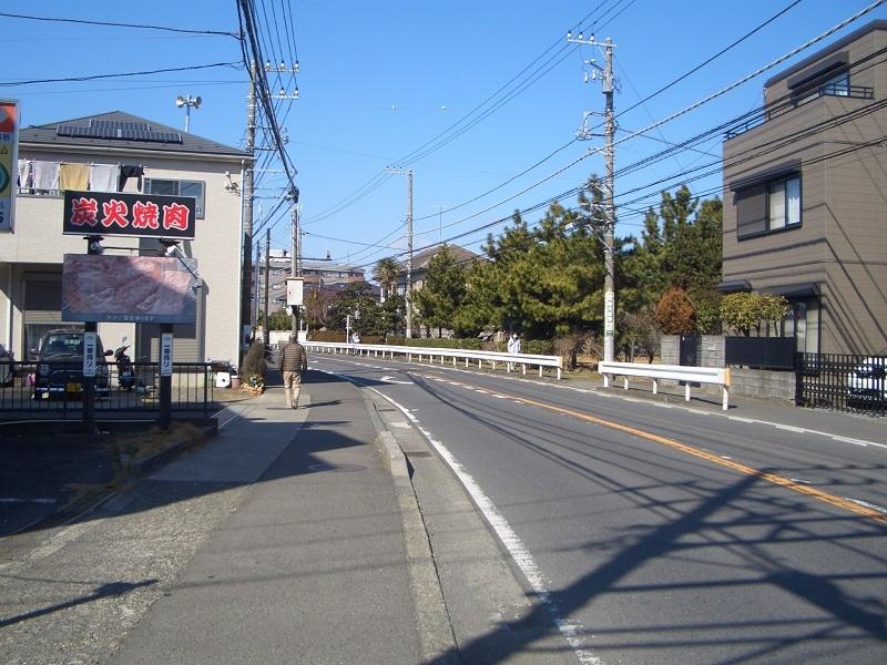 6jizo(ROKUJIZO) walking or cycling course in SAMUKAWA_d0240916_13075451.jpg