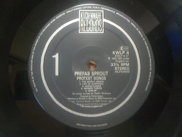 Protest Songs / Prefab Sprout_c0104445_2381352.jpg