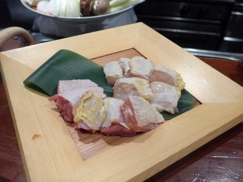 中目黒「鶏鍋 はし田屋」へ行く。_f0232060_12474117.jpg