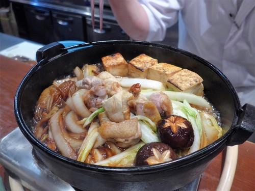 中目黒「鶏鍋 はし田屋」へ行く。_f0232060_1250259.jpg