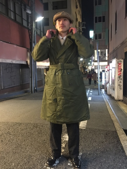 神戸店2/21(水)Vintage入荷! #2 US.Military Item Part1!!!_c0078587_20285213.jpg