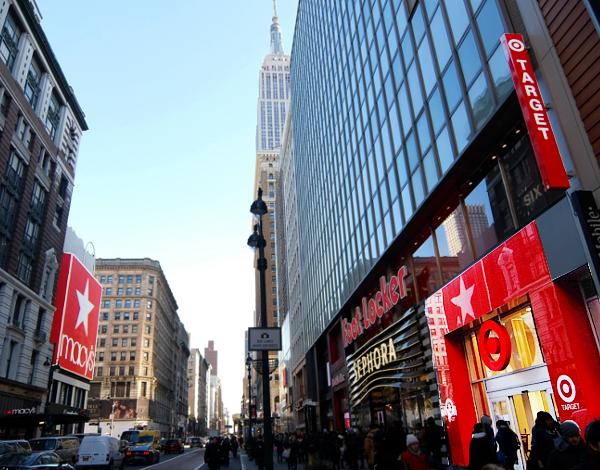 Targetが作った新しいスモール・フォーマットの34丁目店で考える『小型店舗が重視される理由』_b0007805_0562332.jpg