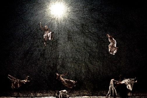 細川俊夫 : 歌劇「松風」(指揮 : デヴィッド・ロバート・コールマン / 演出 : サシャ・ヴァルツ) 2018年 2月18日 新国立劇場_e0345320_21494887.jpg