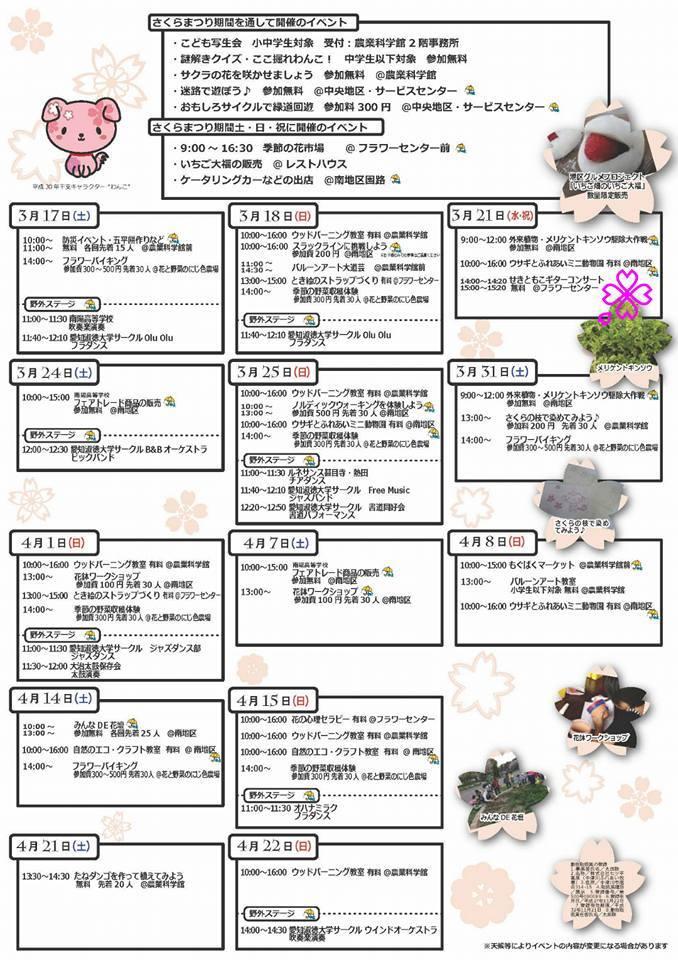 農業文化園・戸田川緑地 さくらまつり2018_f0373339_14173519.jpg