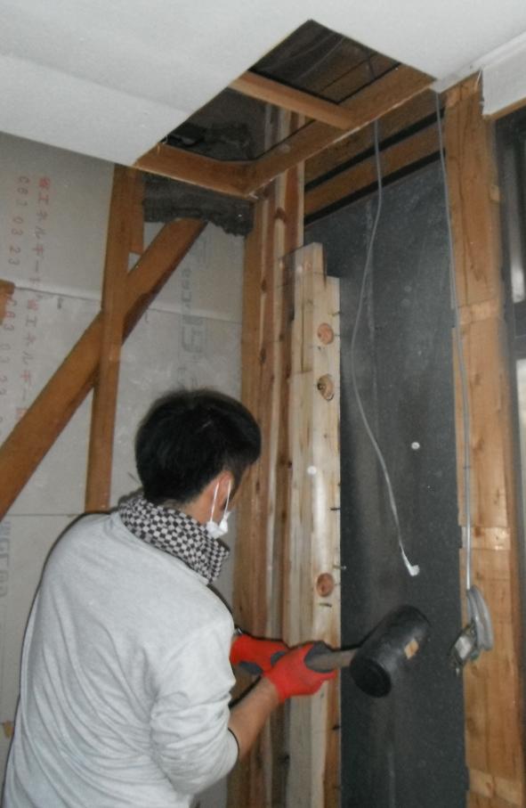 ハイブリッドホームオリジナル耐震「壁柱」Part3_c0146040_15402958.jpg
