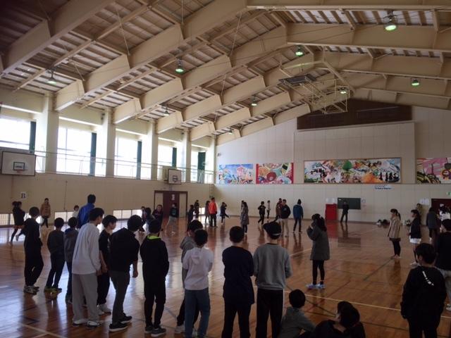 ドッヂボール大会_e0183792_14390389.jpg