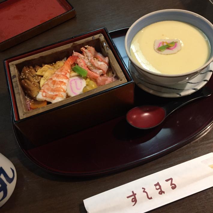 18年2月 松山6☆ランチは松山のお寿司_d0285416_22432624.jpg