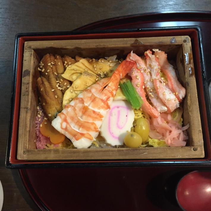 18年2月 松山6☆ランチは松山のお寿司_d0285416_22441970.jpg