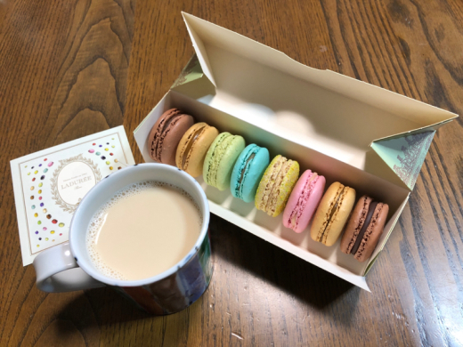 I\'ll take some Macaroons with having cafe_c0128818_17143252.jpg