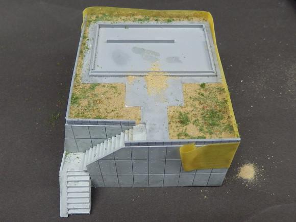 レイアウトに挑戦!(ホ)~ 35.2階建ての民家を作る(3)_c0222964_18490911.jpg