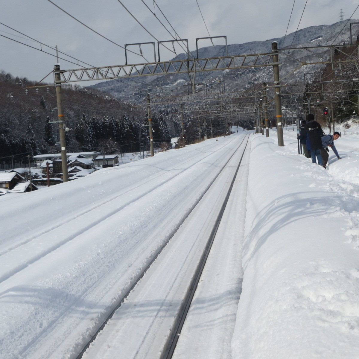 突然ですが雪景色でお楽しみください_c0001670_20524181.jpg