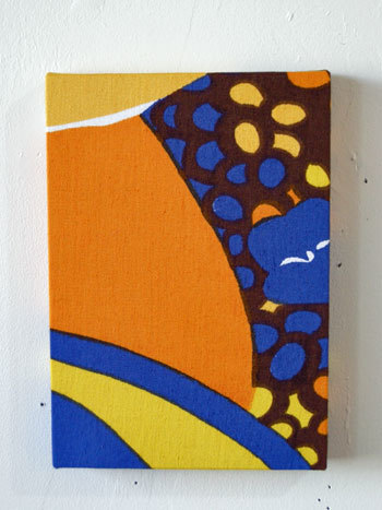vintage fabric panel / FINLAND_c0139773_13160799.jpg