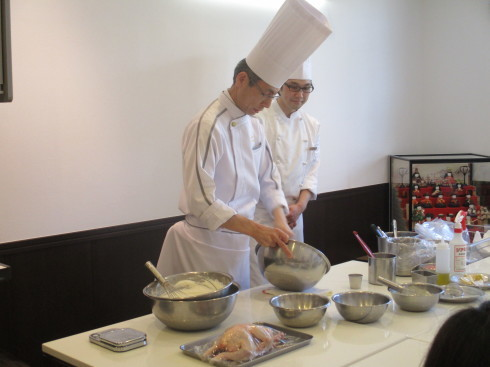 第72回お料理教室_e0190287_17344920.jpg