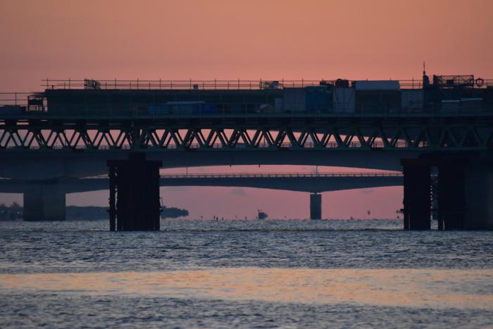 水平線から日の出だよ! そして、春 (*^_^*)_c0049299_22354154.jpg