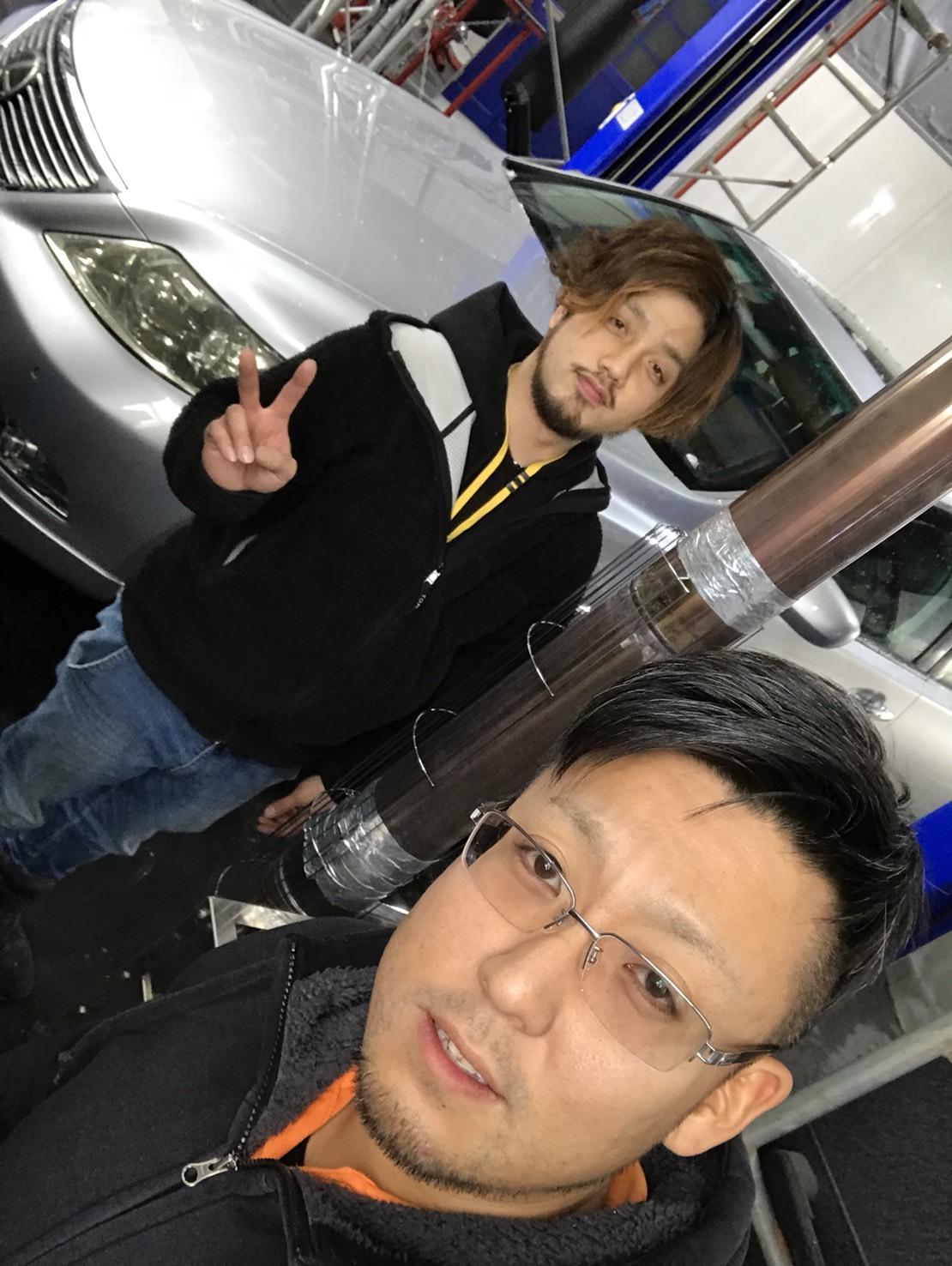 2月21日(水)トミーベース カスタムブログ☆インフィニティー QX56 LX570続々入庫☆_b0127002_10134351.jpg