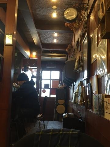 喫茶 1er ぷるみえ (五穀米ライスにベトナム風ビーフシチューのソース)_e0115904_10105682.jpg