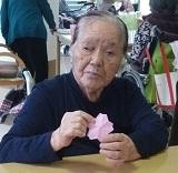 デイサービス奈の花に桜が咲いた_d0163307_19303884.jpg