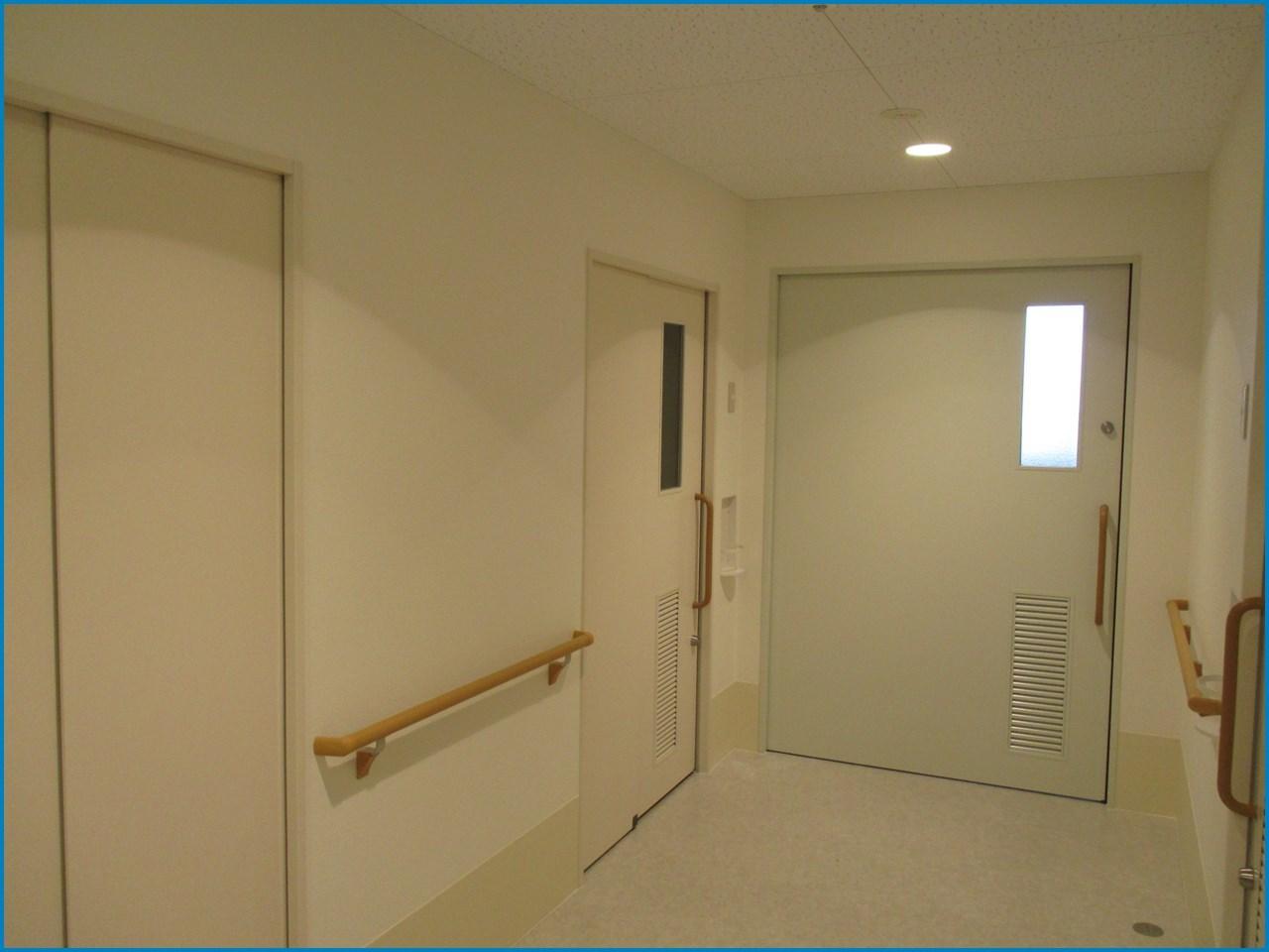 N病院グループ N.W.介護老人保健施設 改修・増築工事 3_c0376508_14252006.jpg