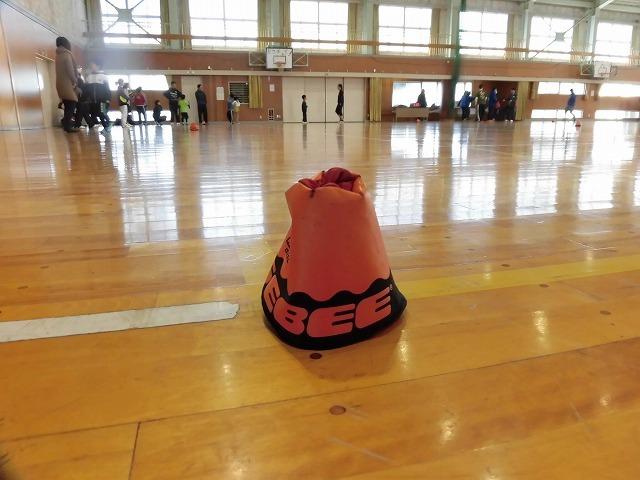 アルティメットの弟分 初開催の吉永第二小で「第14回 ドッチビー・チャレンジカップ」_f0141310_08021017.jpg