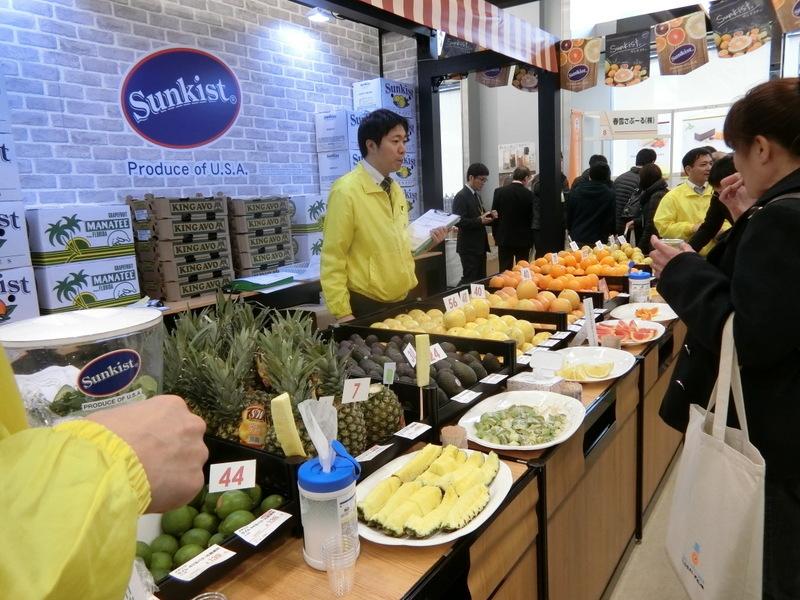 2月21日(水)業務用冷凍食品展示会に行きました_d0278912_22391098.jpg