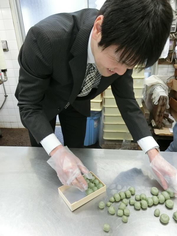 2月22日(木)昨日読売カルチャーセンターの方来店_d0278912_23215985.jpg