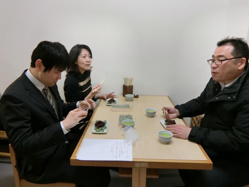 2月22日(木)昨日読売カルチャーセンターの方来店_d0278912_23230264.jpg