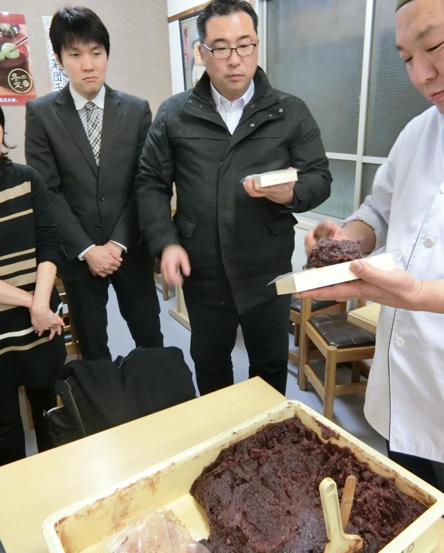 2月22日(木)昨日読売カルチャーセンターの方来店_d0278912_23233218.jpg