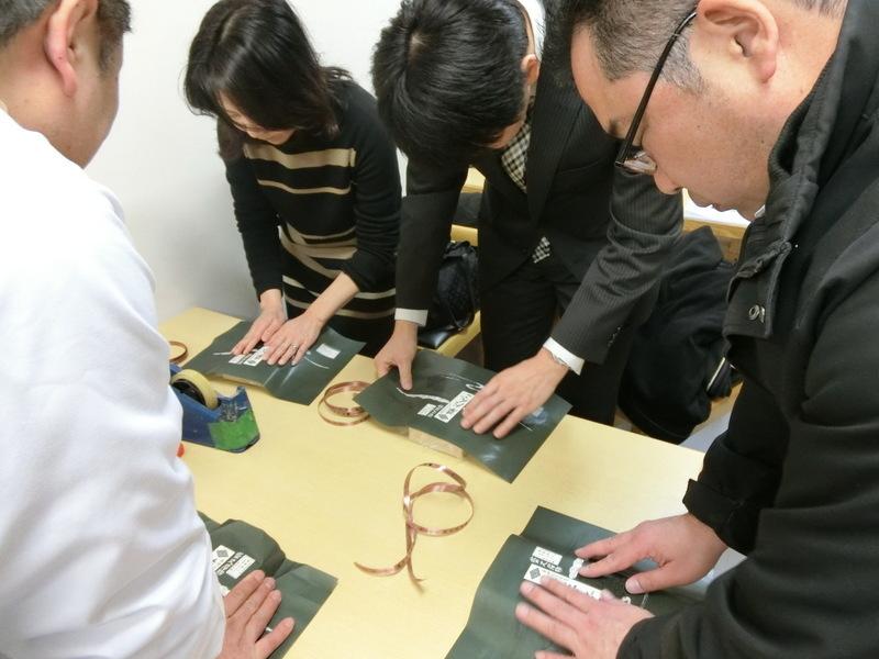 2月22日(木)昨日読売カルチャーセンターの方来店_d0278912_23245837.jpg