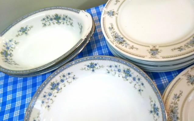 レトロなお皿、など☆_e0199317_12152112.jpg