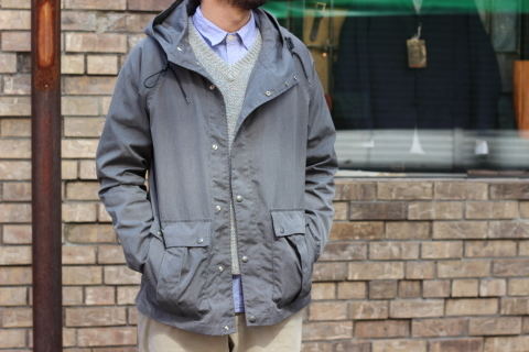 "WORKERS (ワーカーズ) ""Lt Mt Parka\"" ご紹介_f0191324_09385754.jpg"