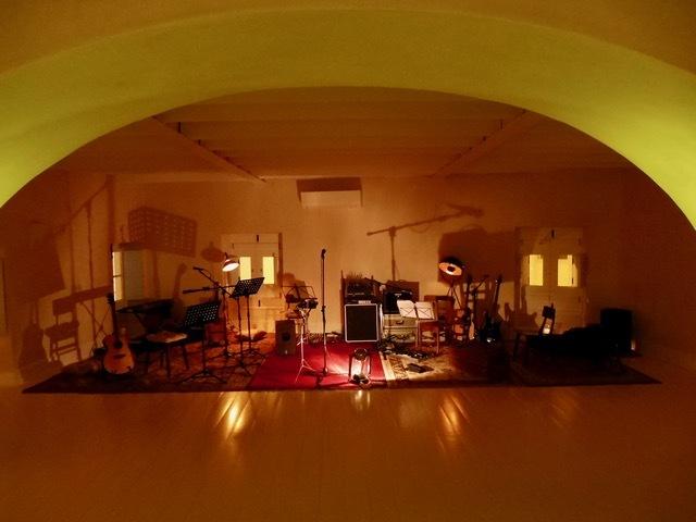 プライベートステージのある家・・・令嬢さっちゃんの新しい家ができました_f0152733_11034295.jpeg