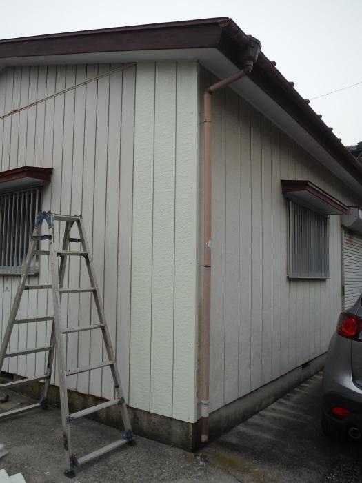 小工事 ~外壁補修 。_d0165368_07065597.jpg