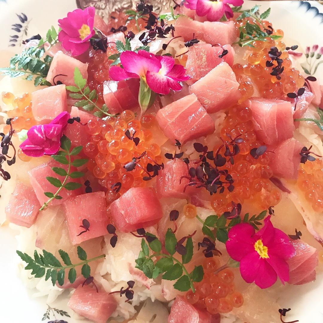 桃の節句のテーブルコーディネイトレッスン お料理編_c0366777_12591164.jpg