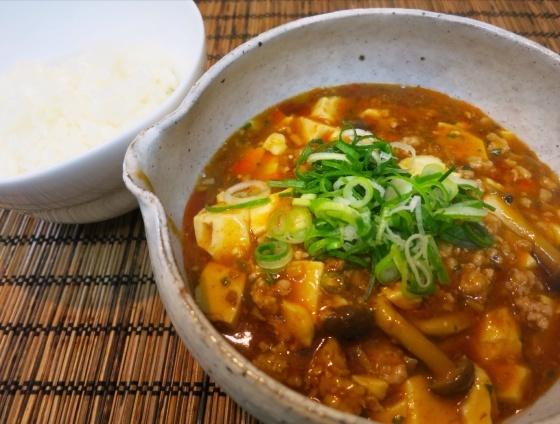 ライスと麻婆豆腐_a0258686_00332152.jpg