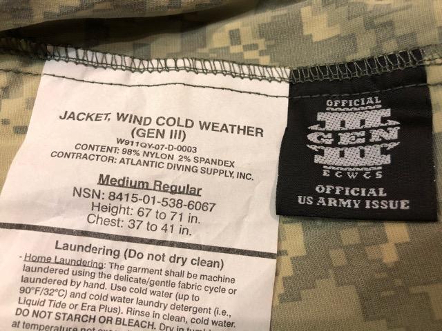 2月24日(土)大阪店スーペリア入荷!#2 Military編Part2!U.S.Army!!_c0078587_2045728.jpg