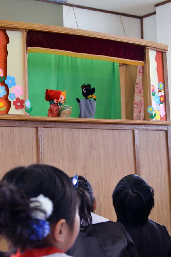 第二幼稚園 2月・3月生まれのお誕生会でした。_d0353789_15024928.jpg