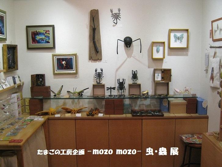 たまごの工房企画 -mozo mozoー 虫・蟲 展  その2_e0134502_15161703.jpg