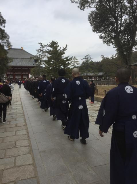 奈良 ならまち 住吉大社 東大寺 おおきな木_c0180209_20573278.jpg