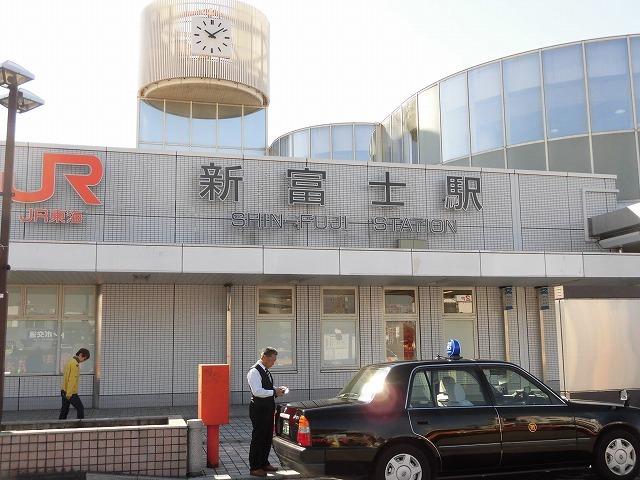 全面リニューアルに向けた新富士駅富士山口広場の工事が本格化  あと1年、少し我慢を_f0141310_07411703.jpg