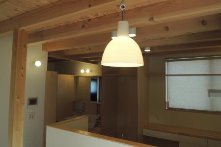 「萩島の家」ウッドフェンス_b0179213_18481858.jpg