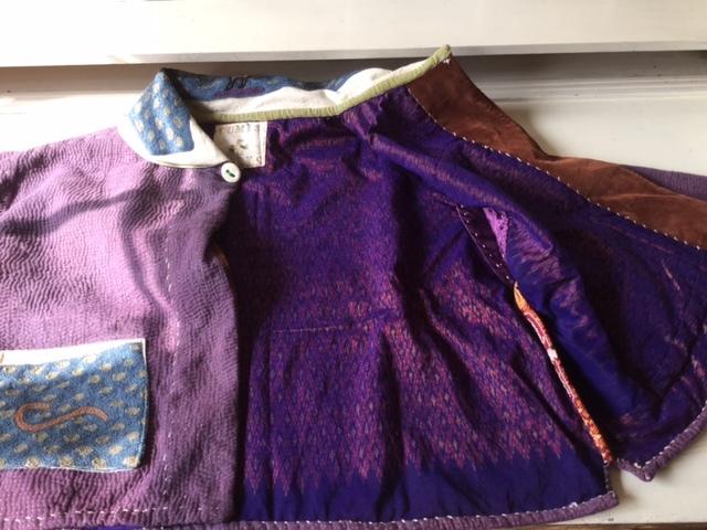 紫のカンタちくちくジャケットジャケット/早川ユミさん_b0207631_10523735.jpg