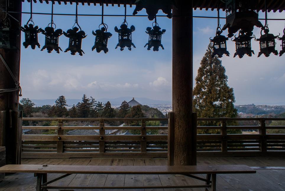 東大寺二月堂~裏参道_e0363038_21362261.jpg