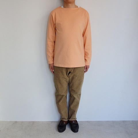 blurhms ROOTSTOCK : Heavyweight & Soft Basque shirt_a0234452_18594810.jpg