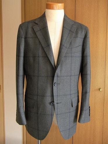 春よ来い!~その前に冬物スーツスタイルのアーカイブを~【Super Standard】編_c0177259_19594606.jpg