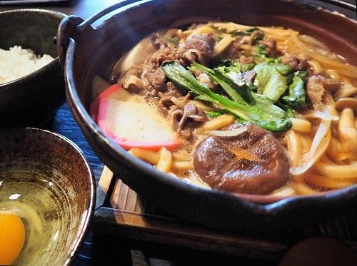 寒いが続きます!あったか国産牛すき鍋はいかが <やまき醤油蔵>_e0175370_10373478.jpg