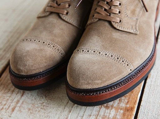 "Makersより""WORK OUT BLUCHER\""の入荷です!!_d0160378_20462003.jpg"