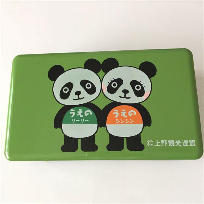 うえのパンダBOX弁当を買いに、上野駅へ。_f0167281_20451129.jpg